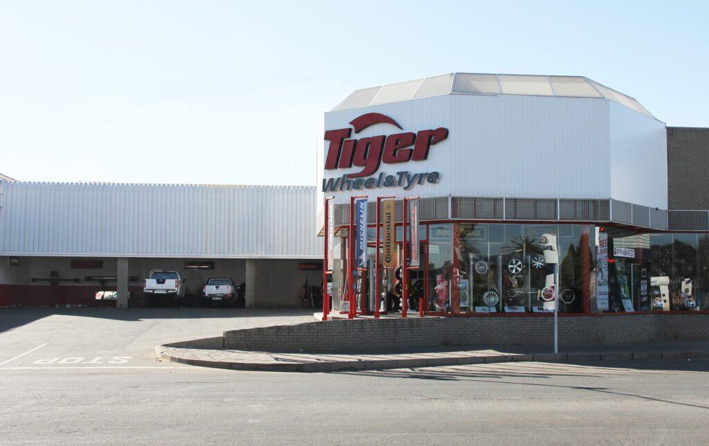 Tiger wheel & Tyre vereeniging