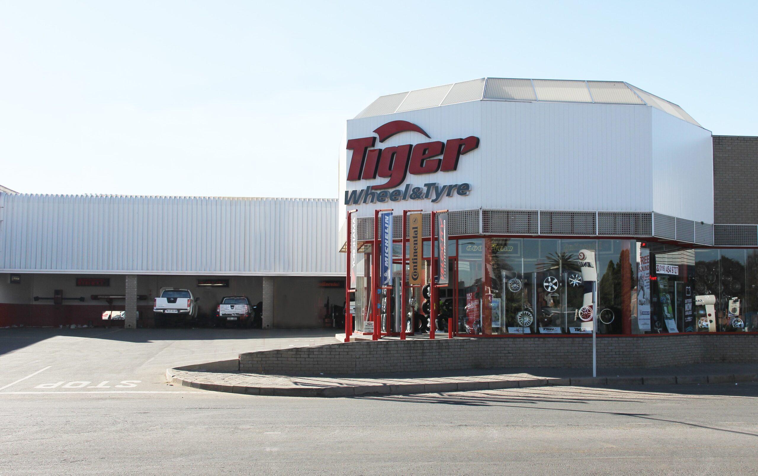 TIGER WHEEL & TYRE VEREENIGING RE-OPENS