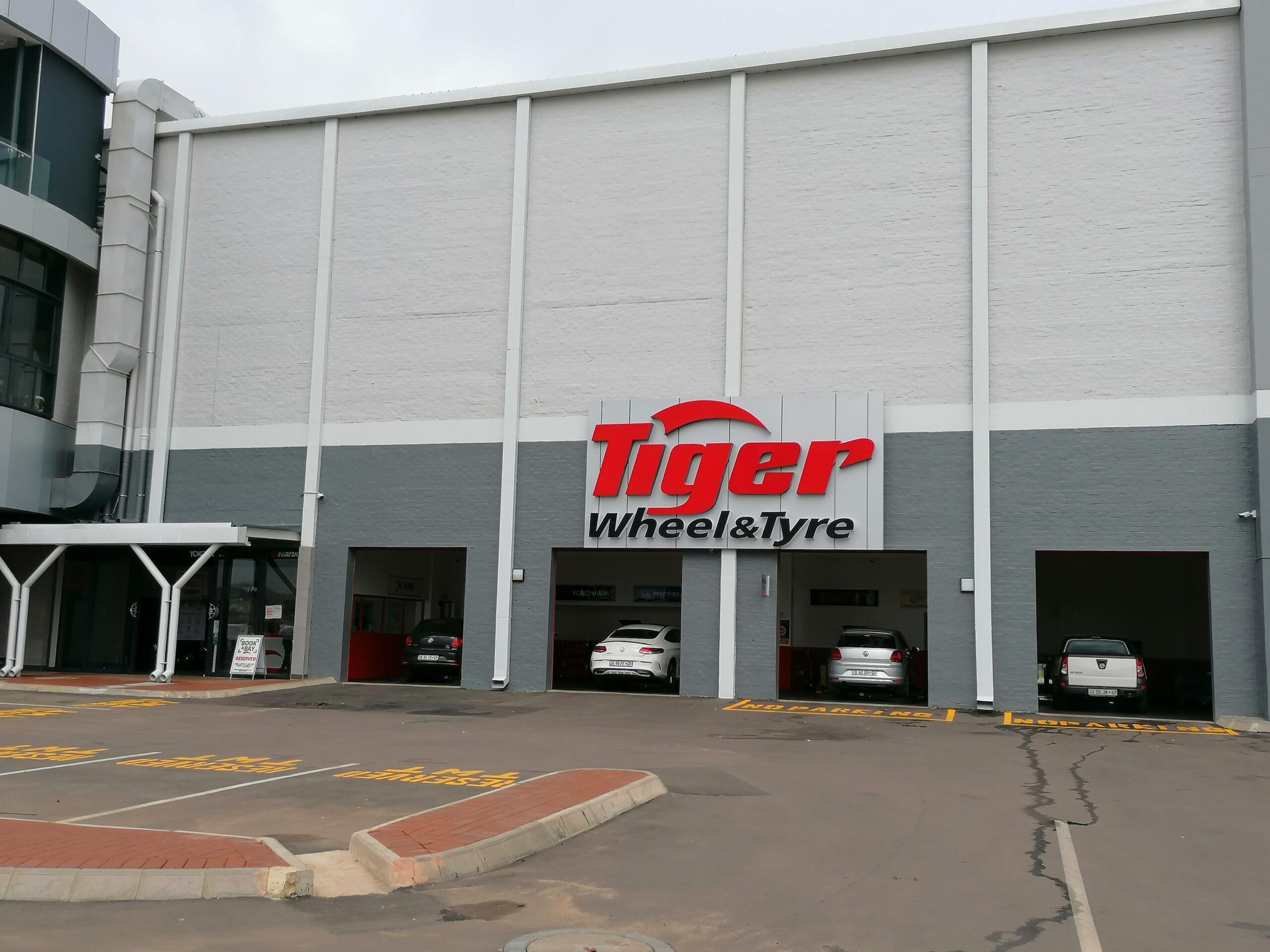 TIGER WHEEL & TYRE TEMBISA CELEBRATES SUCCESSFUL OPENING